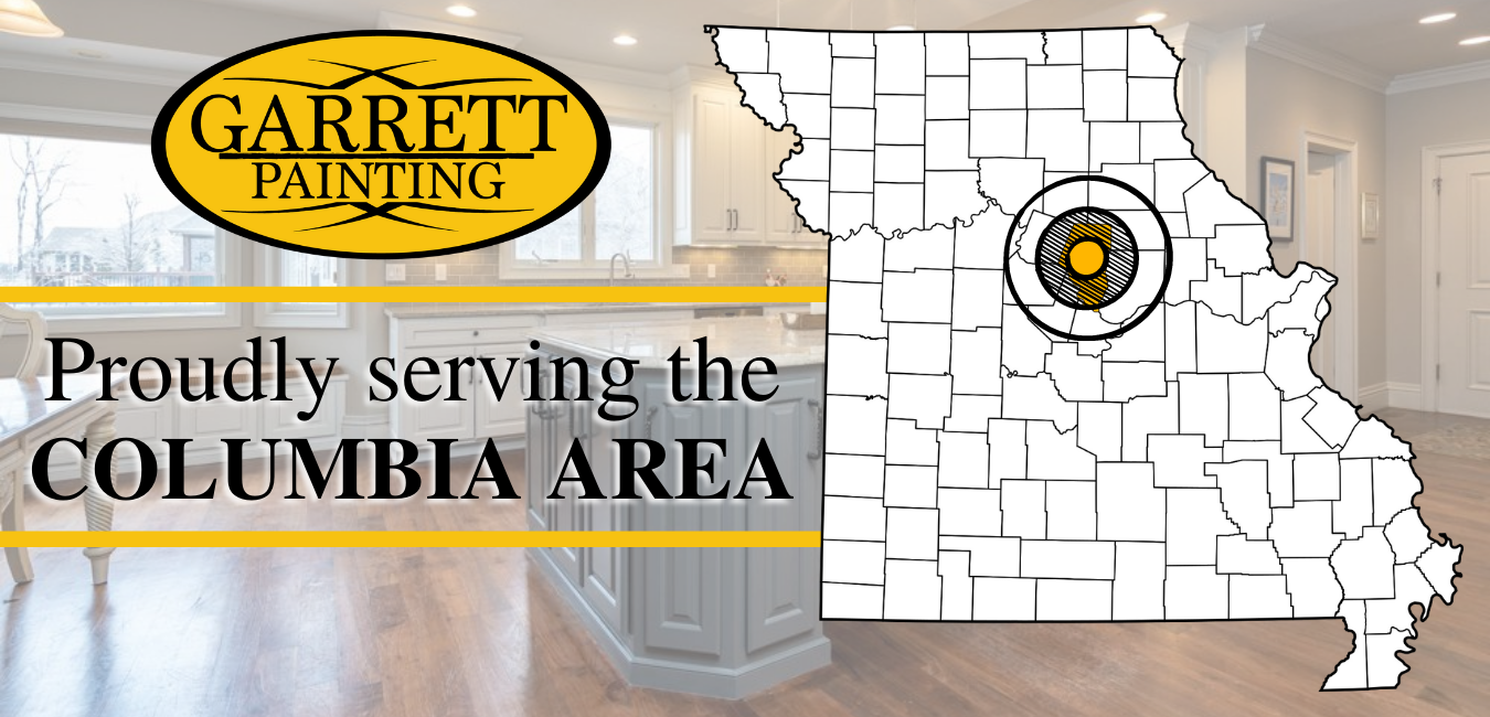 Garrett Painting | Proudly serving the Columbia area