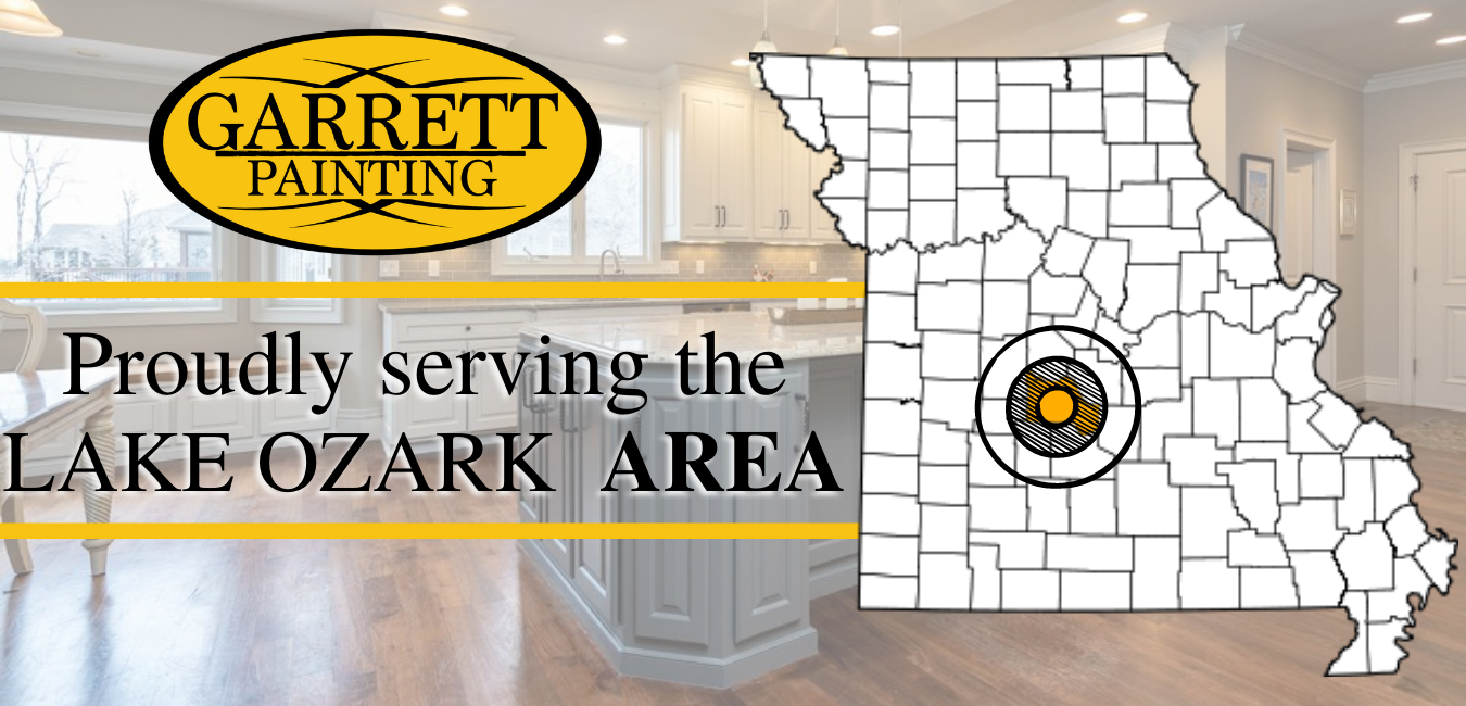 Garrett Painting | Proudly serving the Lake Ozark area
