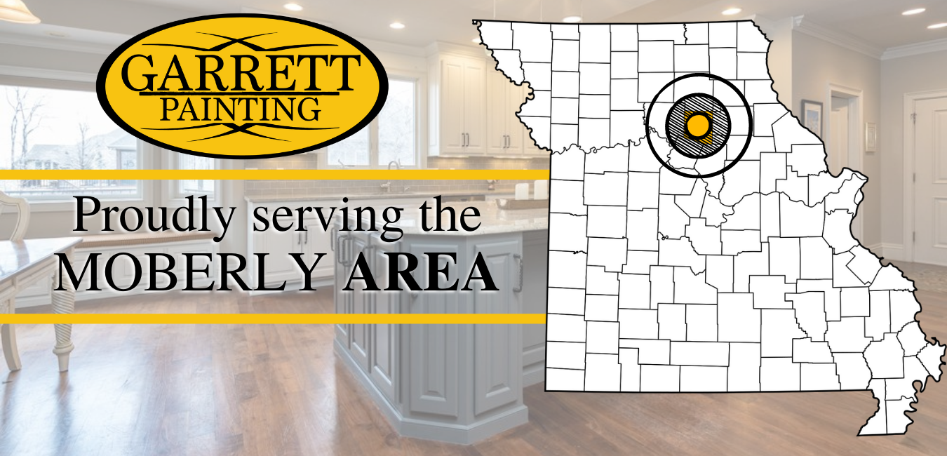 Garrett Painting | Proudly serving the Moberly area